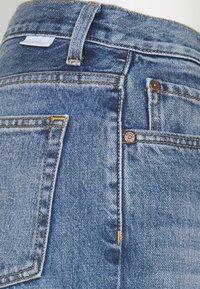 Boyish - LONG HIGH RISE STRAIGHT  - Straight leg jeans - greed - 2