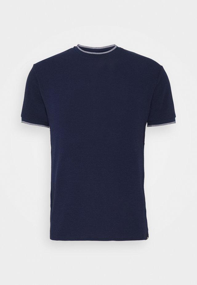 BLOW - T-shirts basic - navy