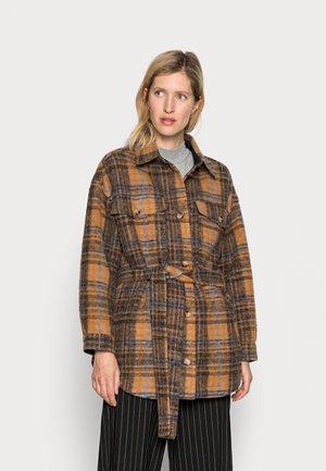 AZUCENA JACKET - Light jacket - cinnamon stick