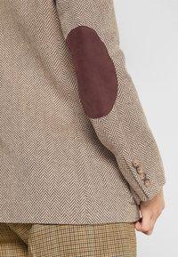 Polo Ralph Lauren - Blazer - brown/tan herringbone - 5