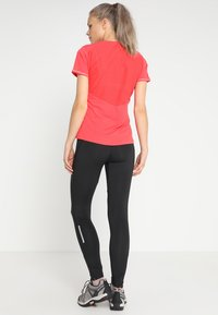 Salomon - AGILE LONG - Legging - black - 2