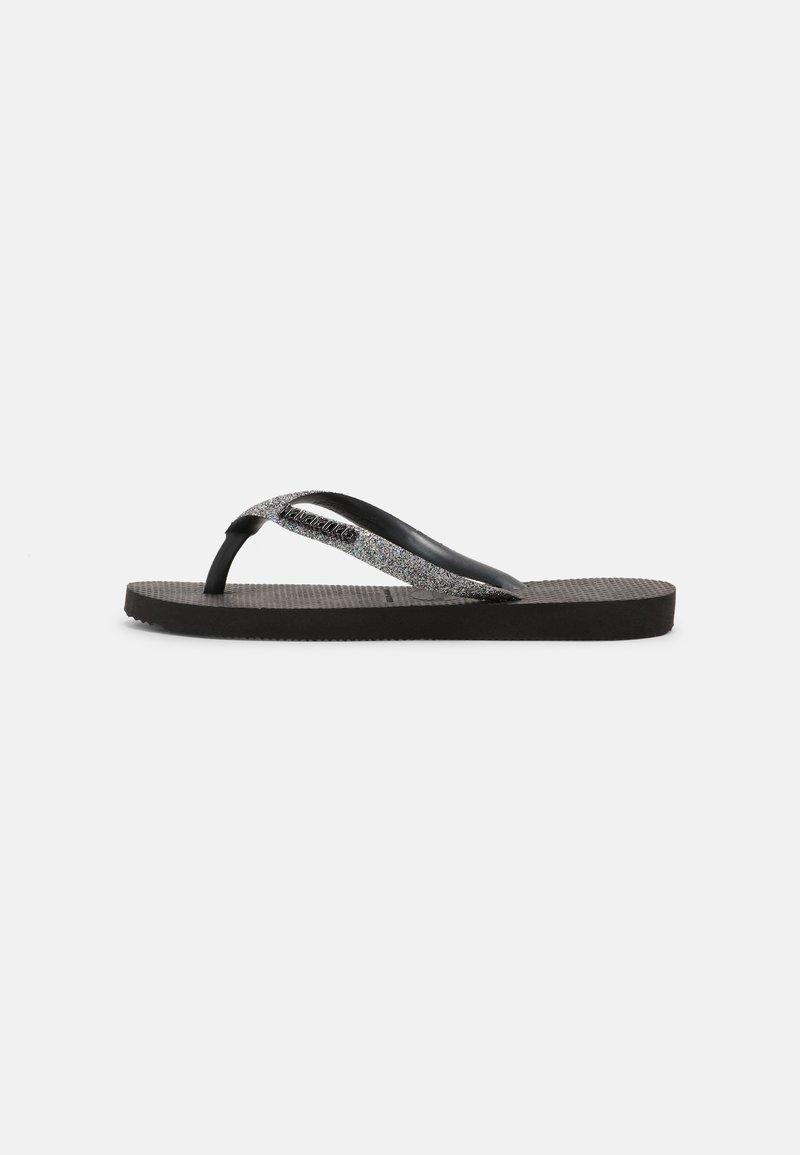 Havaianas - Pool shoes - black/dark grey