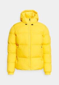 Tommy Hilfiger - HIGH JACKET - Winter jacket - amber glow - 4