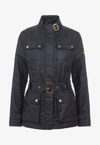 Barbour International - BEARINGS CASUAL - Summer jacket - black tonal - 3