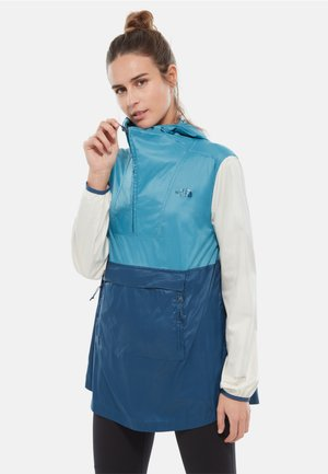 WOMENS FANORAK - Veste coupe-vent - blue