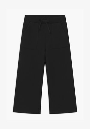 KEITH KISS GIRL - Tracksuit bottoms - black