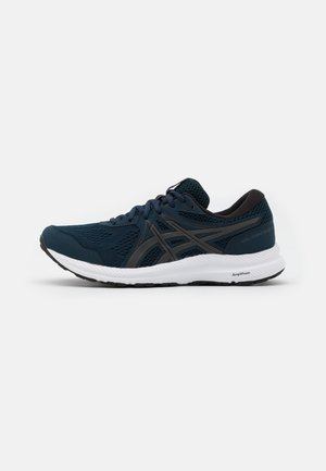 GEL CONTEND 7 - Scarpe running neutre - french blue/gunmetal