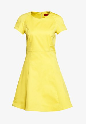 DISPARI - Robe d'été - sunshine yellow