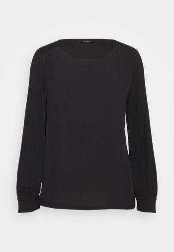SAMOVA - Long sleeved top - black