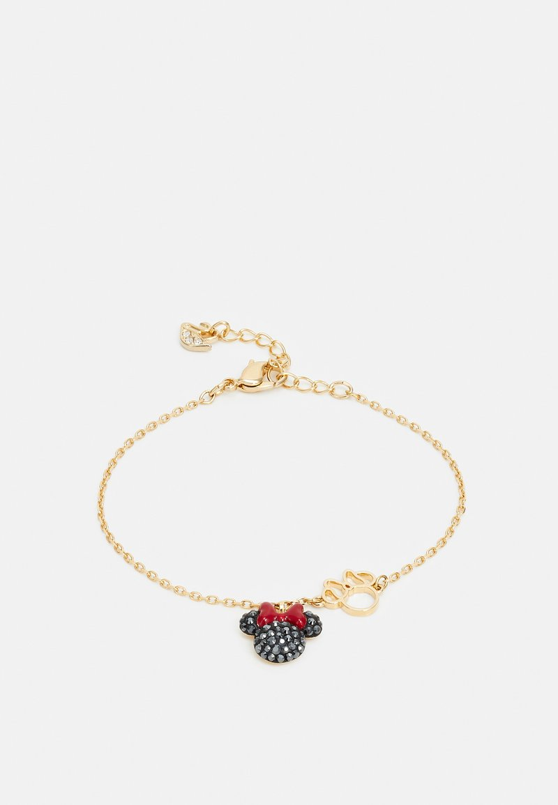Swarovski - MICKEY & MINNIE BRACELET - Armband - dark multi