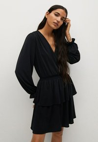 Mango - MOSS8 - Denní šaty - noir - 0