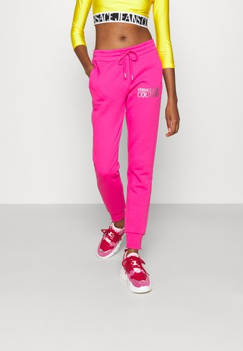 PANTS - Tracksuit bottoms - pink