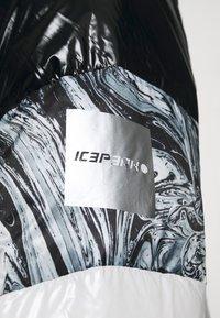 Icepeak - CHIGAGO - Veste de ski - black - 5