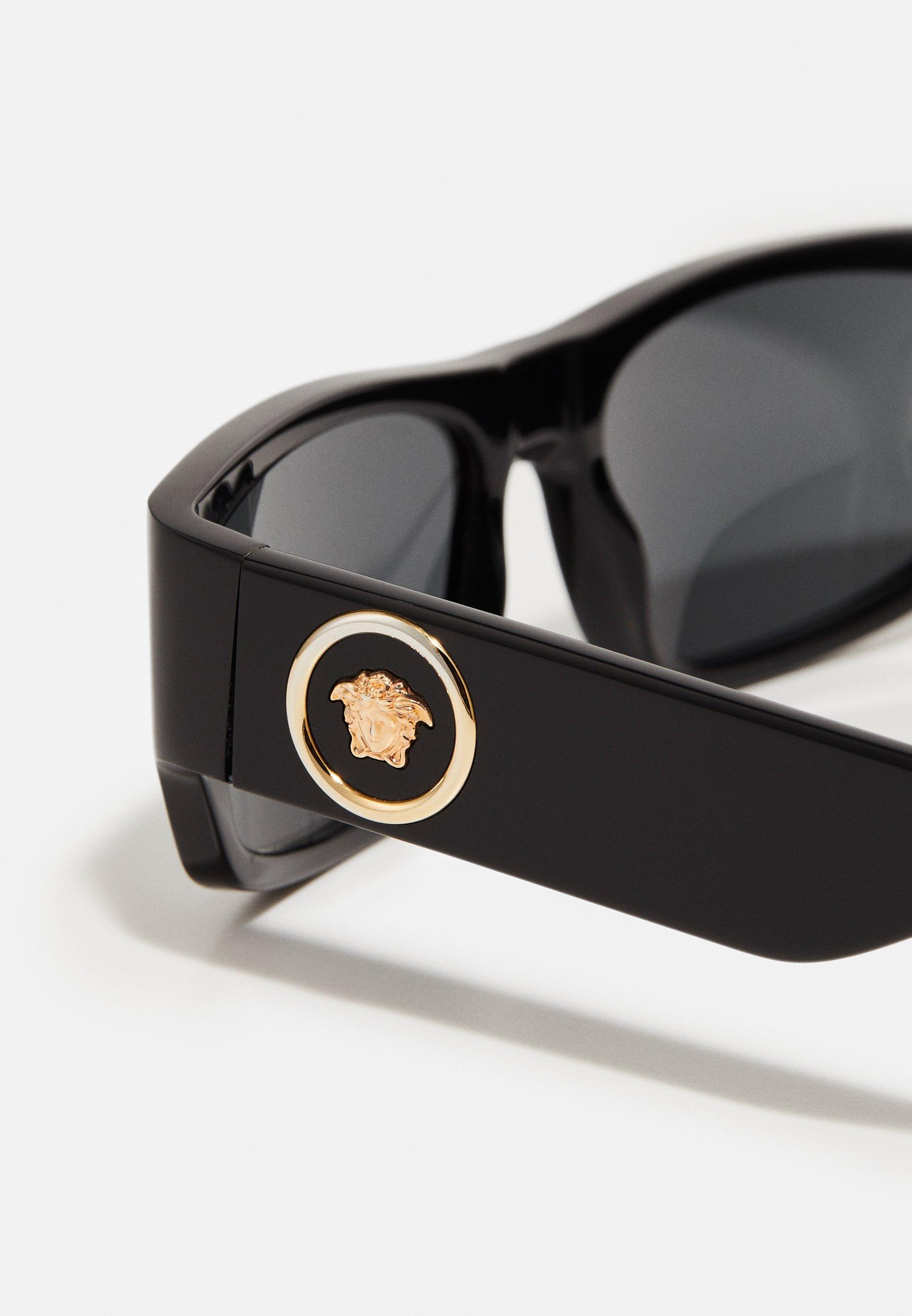 Versace Solbriller - black/svart ZuxKYaFrmlnHaaD