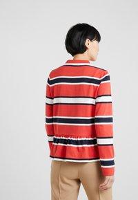 Libertine-Libertine - WAKE - Long sleeved top - red stripe - 2