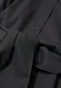 Mango - Vestido camisero - noir - 5