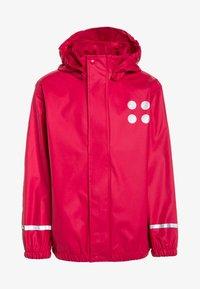 LEGO Wear - JAMAICA - Waterproof jacket - red - 0