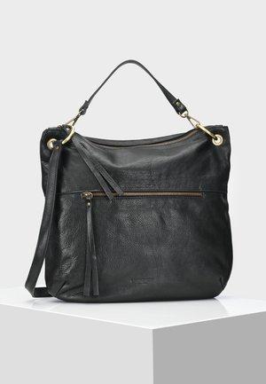 UMHÄNGETASCHE LUCCA UMHÄNGETASCHE - Shopping bags - schwarz