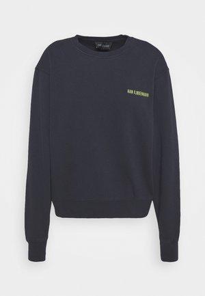 BULKY CREW - Sweater - mood indigo