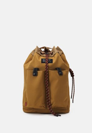 NAUTICAL BACKPACK UNISEX - Reppu - regular khaki