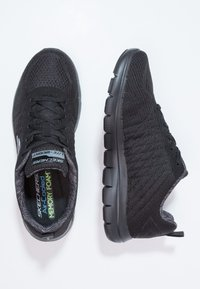Skechers Sport - FLEX ADVANTAGE 2.0 - Sneaker low - black - 1