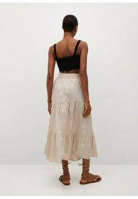 Mango - A-line skirt - arena - 2