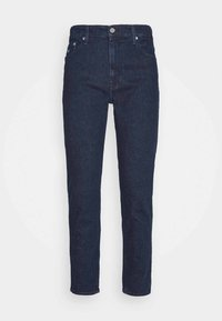 Tommy Jeans - DAD JEAN STRAIGHT - Jeans straight leg - oslo dark blue com - 6