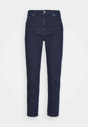 DAD JEAN STRAIGHT - Straight leg jeans - oslo dark blue com