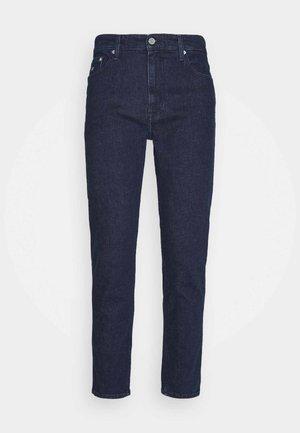 DAD JEAN STRAIGHT - Jeans Straight Leg - oslo dark blue com