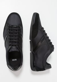 BOSS - SATURN LOWP MX - Sneakers - black - 1