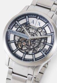 Armani Exchange - HAMPTON - Orologio - silver-coloured - 3
