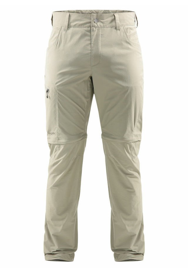 LITE ZIP OFF PANT - Outdoor trousers - lichen