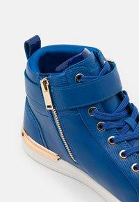 ALDO - BRAUER - Sneaker high - blue - 5