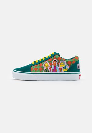 OLD SKOOL  - Matalavartiset tennarit - multicolor