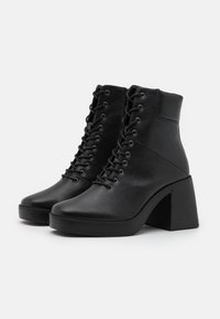 RAID - ALMAH - Bottines à lacets - black - 2