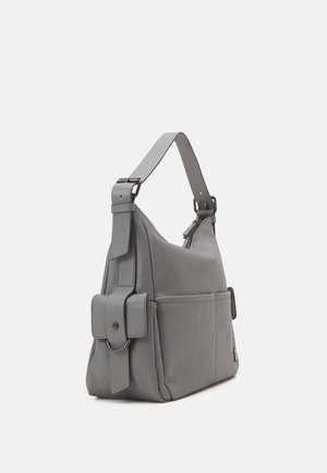 LIZ HOBO - Käsilaukku - light grey