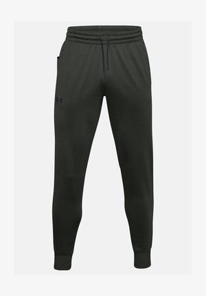 Tracksuit bottoms - baroque green