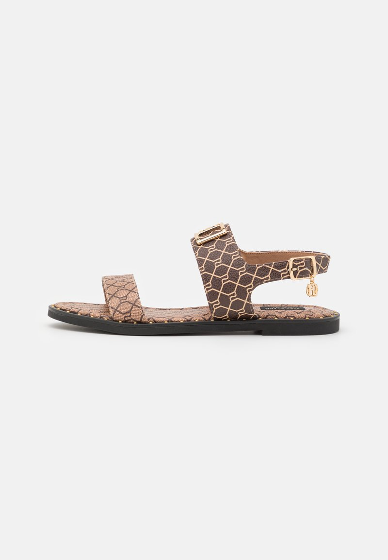River Island Wide Fit - Sandály - brown
