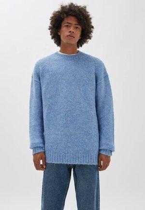 BASIC-GROB - Trui - blue