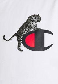 Champion Rochester - CREWNECK - T-shirt imprimé - white - 5