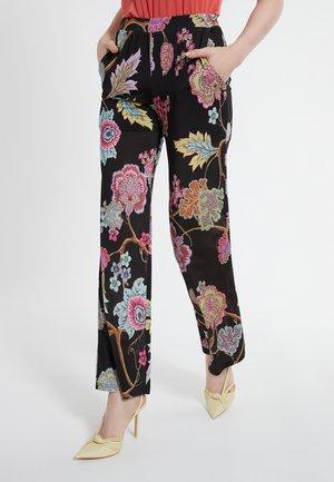 DAYTONIS - Trousers - schwarz