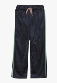 s.Oliver - Tracksuit bottoms - dark blue - 0