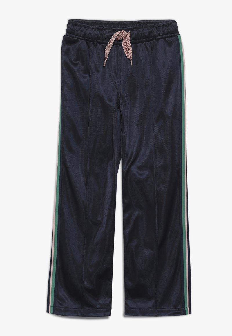 s.Oliver - Tracksuit bottoms - dark blue