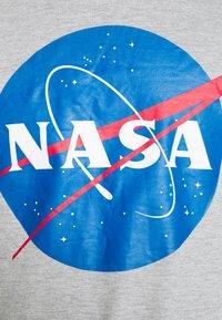 Nominal - NASA - Print T-shirt - grey marl - 5
