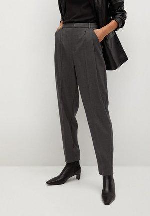 NAPOLIS - Pantaloni - gris
