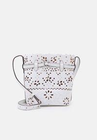 Polo Ralph Lauren - EYELET - Across body bag - white - 0
