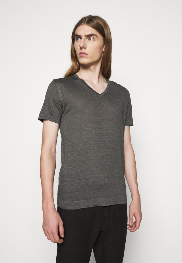 SHORT SLEEVE - T-shirt basic - iron