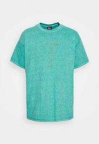 BDG Urban Outfitters - CELESTIAL TEE UNISEX - Print T-shirt - green - 5