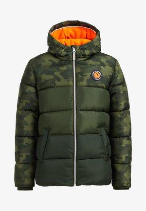 MET DESSIN - Veste d'hiver - army green