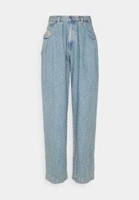 D-CONCIAS-SP - Relaxed fit jeans - light blue